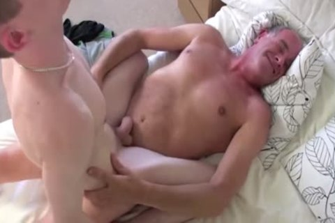 sexy juvenile twink blowing old guy