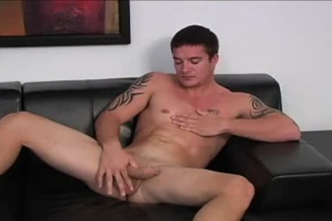 Franky West Gives Himself A handjob