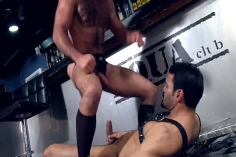 Muscle homosexual Fetish With ball batter flow