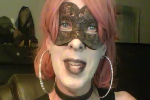 lovely Dancing Goth Cd cam Show Part two Of two