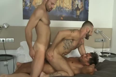 The best Of homosexual double penetration - anal DP Part 11