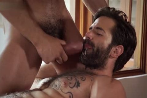 Latin Bottom unprotected With cum swap