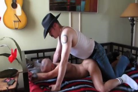 Buck pounds Adam raw