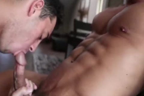 Hung 10-Pounder Nick Harper bonks Sean Costin's lovely ass
