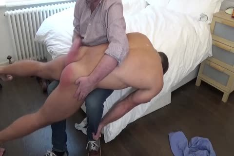 Marco - Bubble bathroom Blues - Spanked