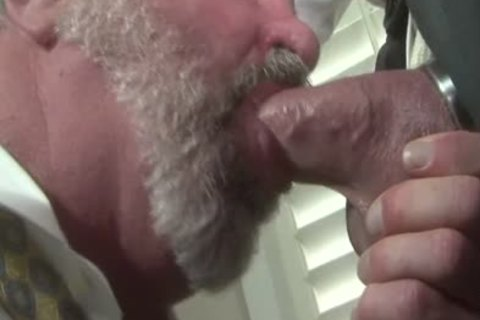 concupiscent older Traigh-man Want To poke