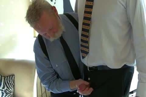 older Business guys suck cock And fuck