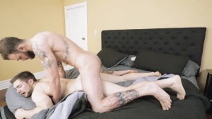 Polyamor-butthole - Cliff Jensen with Griffin Barrows ass Love