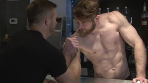 The sauna brendan cage plows colby keller