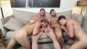 His Royal Highness - Connor Maguire with Jimmy Durano anal Hook up