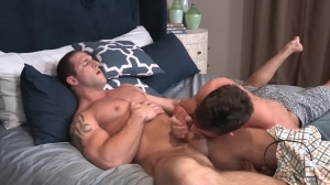 Teddy & Joey: bare - anal video