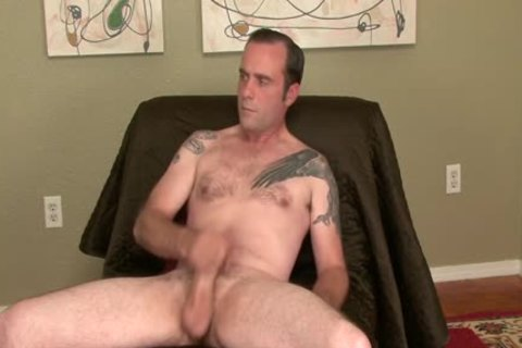 nasty Straight Daddy. handjob For Pay