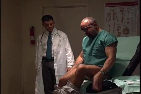 gay Medicals.  Threesomes, And Sounding In Last Scene