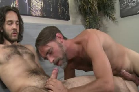 sleazy guy gets plowed For The First Time