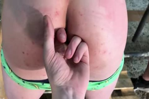 compliant twinks Picked Up And Roughed Up raw