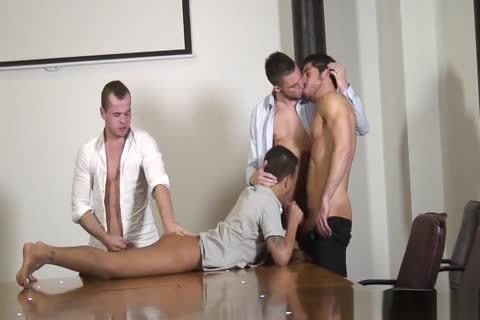 5 Hunk Office poke