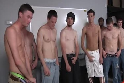 Super unprotected Bukkake group-sex - Bukkake twinks