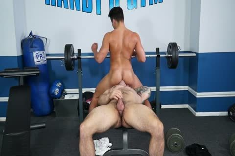 Randyblue.com Straight Hunk Caleb Tops Muscle Bottom Scottie
