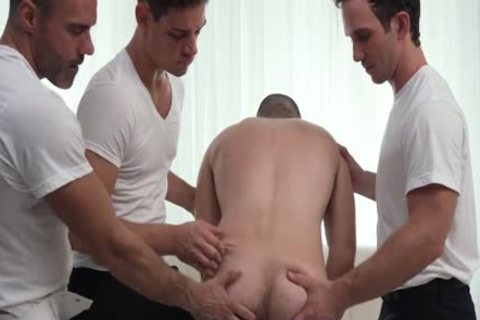 MormonBoyz - Priest receives His hole Destroyed By boyfrend Clergymen