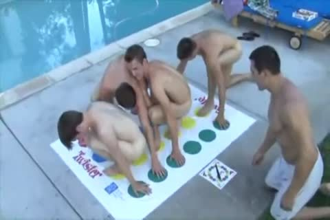 nude Twister Party