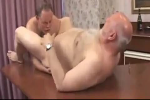 My Oldman Was Enjoying three-some without Me