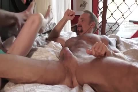 Barebacking men To engulf And nail