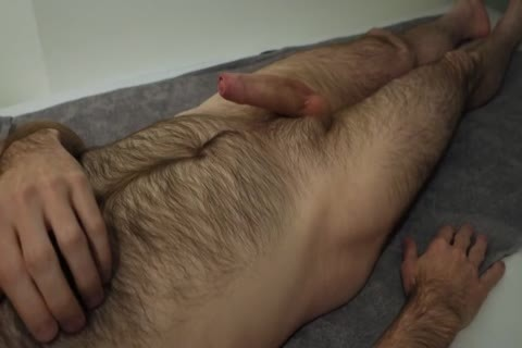 Aneros Super orgasm Filmed Over The Shoulder