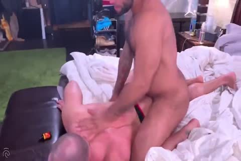 Leo Forte Stretches Jaxx Thanatos raw hole