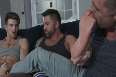 Foot Fetish Jerkoff