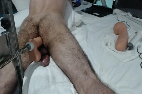 13+ CREAMY anal ORGASMS+ monstrous SHOOTING LOAD WITH plow MACHINE