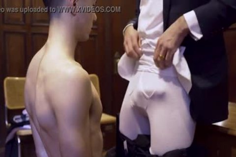 MormonBoyz - Ripped Missionary boy Permeates A Powerful Priests sexy ass