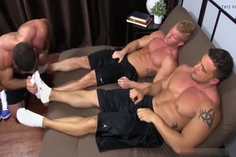 Joey And Johnny jerk off