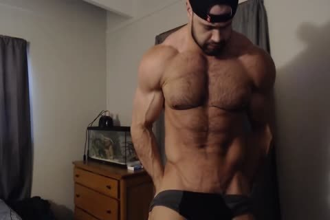 hairy Chest Muscle Worship Clips