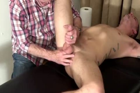 Sucked, Stroked, Fingered, Rimmed And Cumming