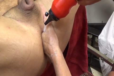 Fist Party In Denmark. Getting Fisted By Two men And banged