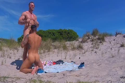 Sextape - Diego - Beach Sex