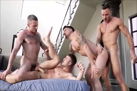 Hunks In excellent bare fuckfest