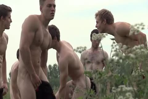 bare boyz Rowing: Bigger, Longer, And Uncut - 2014