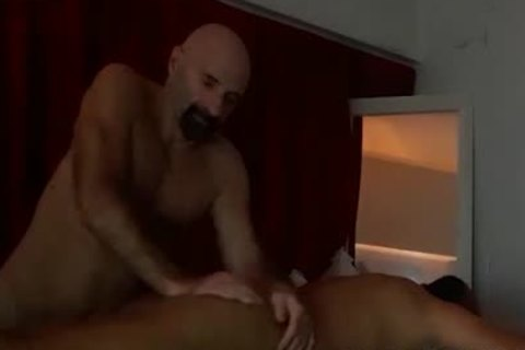 undressed EROTIC MASSAGE FOR males By Nudemassage