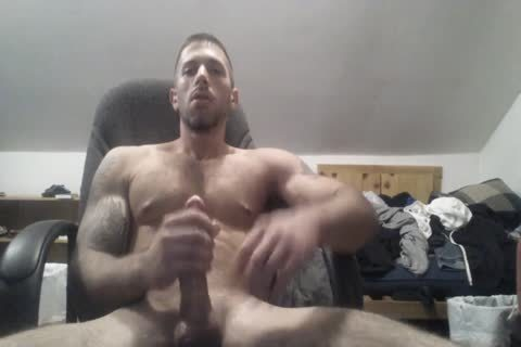 sexy twink With Muscles acquires Rock Solid