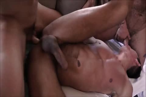 attractive Spanish bare trio With Daddies And attractive Hunky Son