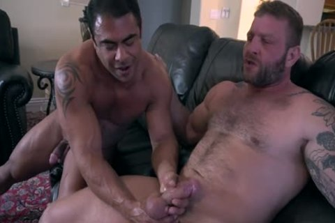 Colby And Draven Jerk Each Other Off