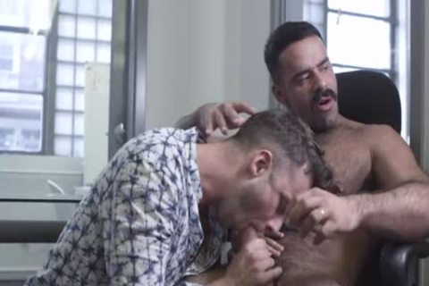 The Office, Part 1 – Teddy Torres pokes Damon Heart unprotected