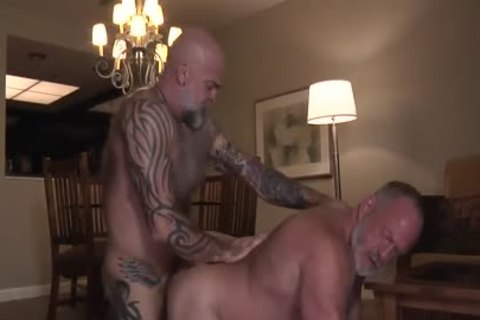 Johnny And Nate fuck raw
