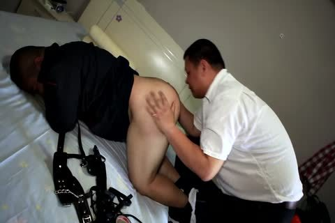 naughty asian Bear From Beijing - The Plumber HD Version-(No Mask)