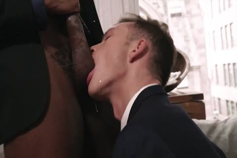 sucking On A biggest Chocolate cock