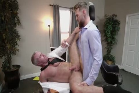 Office naughty Sex Affairs Jacob Peterson And Dale Savage