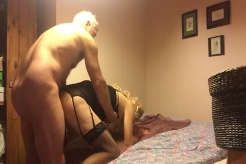 Rimmed And plowed By lascivious daddy chap
