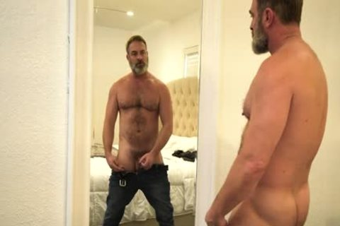 hairy Stepdad pounds A nasty twink