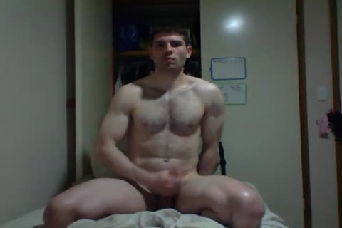 perfect kinky guy With A monstrous Uncut penis Cums On Chatur